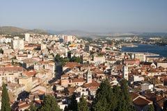 Sibenik, Kroatien Stockfoto