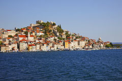 Sibenik Royalty Free Stock Photography