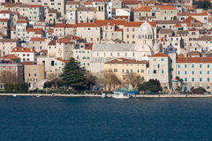 Sibenik St. Jacob chatedral Stock Photography