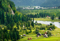 Siberia Stock Photo