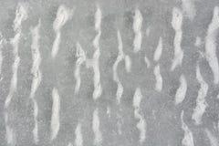 siberia för flod för isjanuari naturlig ob textur 2007 Royaltyfri Fotografi