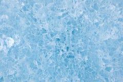 siberia för flod för isjanuari naturlig ob textur 2007 arkivfoto