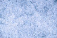 siberia för flod för isjanuari naturlig ob textur 2007 arkivbild