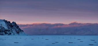 Siberian landscape. Shambala Stock Images