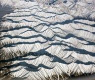 Siberian mountains Royalty Free Stock Photo