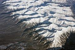 Siberian mountains Stock Image