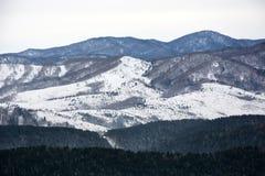 Siberian mountains Stock Photos