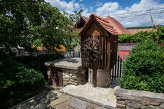 Sibiel in Romania Royalty Free Stock Photo