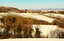 Sibillini park - Marche Royalty Free Stock Photography
