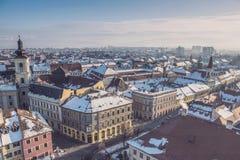 Sibiu Ρουμανία Στοκ Φωτογραφία