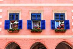 Sibiu, Ρουμανία Στοκ Φωτογραφία
