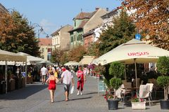 Sibiu Arkivbilder