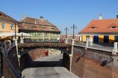 Sibiu Royaltyfri Foto