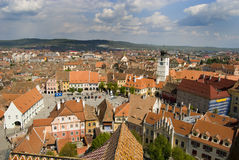 Sibiu Fotografia Stock