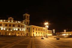 Sibiu Big Square Stock Image