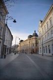 Sibiu bulwar obrazy stock