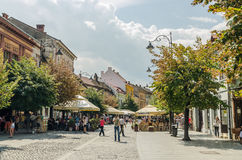 Sibiu City Stock Image