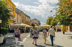 Sibiu City Royalty Free Stock Photography