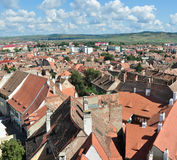 Sibiu city Stock Photo