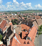 Sibiu city Royalty Free Stock Images