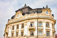 Sibiu cityhall Stock Images