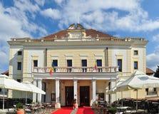 Sibiu Concert Hall Stock Photo