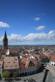 Sibiu ed i sui limiti Immagine Stock