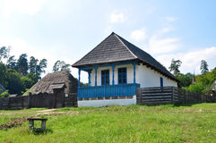 Sibiu ethno museum house Royalty Free Stock Photo