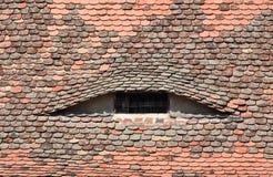 Sibiu eye Royalty Free Stock Photo