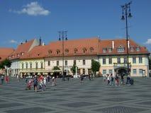 Sibiu, Hermannstadt/ Obraz Stock
