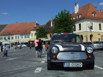 Sibiu, Hermannstadt/ Obrazy Royalty Free