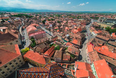 Sibiu, Hermannstadt, Romania Stock Photography