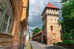 Sibiu, Hermannstadt, Romania Royalty Free Stock Photography