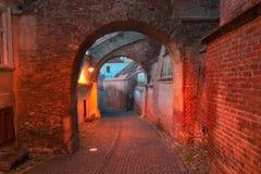 Sibiu, Hermannstadt, Rumania Foto de archivo