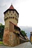 Sibiu In Romania Stock Photo