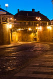 Sibiu - night view Stock Photography