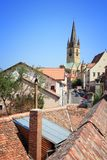 Sibiu Old Town Stock Images