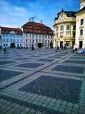 Sibiu-Roemenië Stock Fotografie