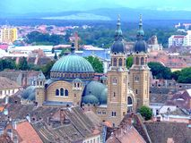 Sibiu România arkivfoton