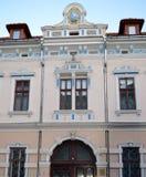 Sibiu Romênia: A residência ortodoxo do arcebispo Imagem de Stock