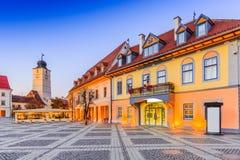 Sibiu, Romania Fotos de Stock Royalty Free