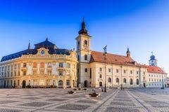 Sibiu, Romania Foto de Stock
