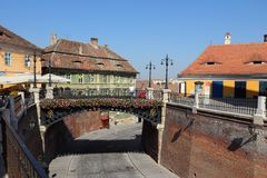 Sibiu Royalty Free Stock Photo