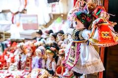 Sibiu, Romania, Christmas Market Royalty Free Stock Images
