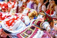 Sibiu, Romania, Christmas Market Royalty Free Stock Photos