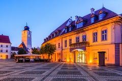 Sibiu, Romania. Royalty Free Stock Photography