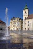 Sibiu, Romania royalty free stock photos