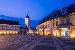 Sibiu, Romania Royalty Free Stock Photography