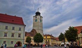 SIBIU, ROMANIA - JUNE 08, 2014 Stock Photo
