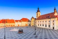 Sibiu, Romania. Royalty Free Stock Images
